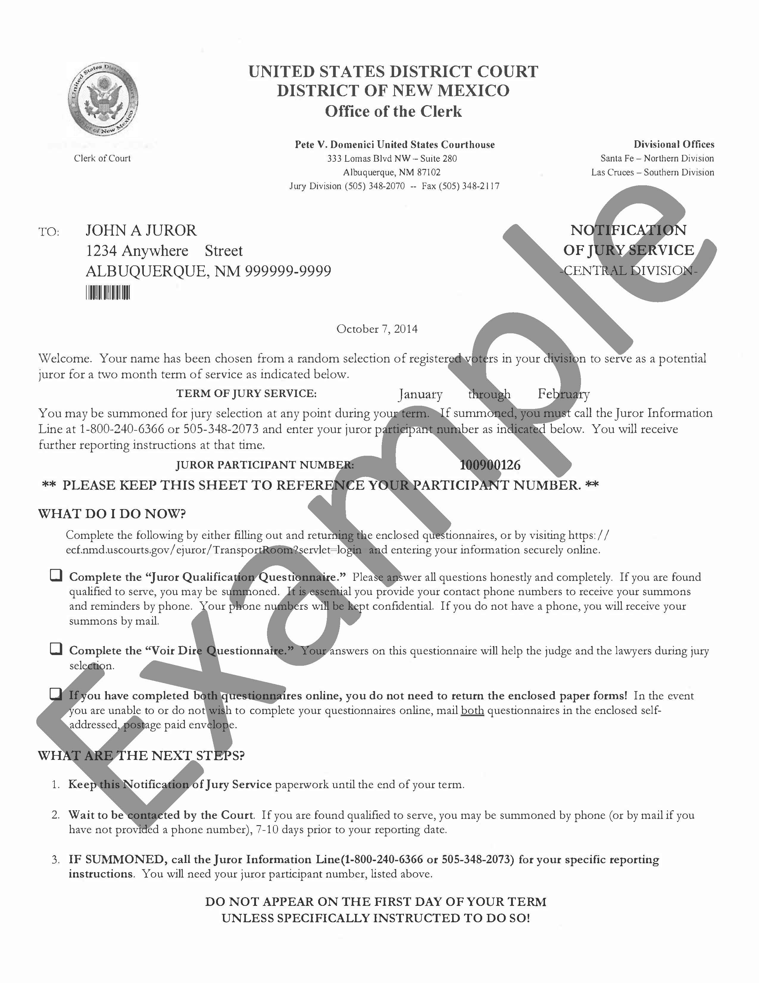 Can A Doctors Note Excuse You From Jury Duty. Sample Doctor Note