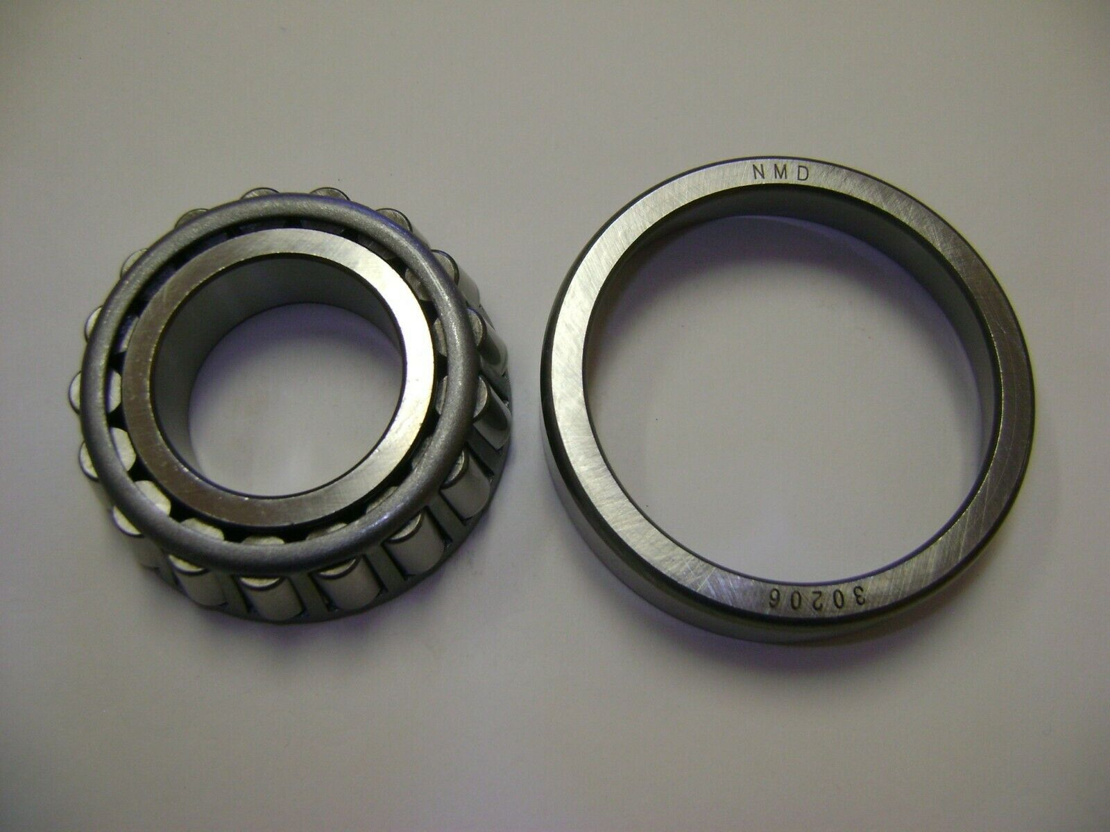 "NMD L68149//L68110 1-3//8/"" X 2-21//64/"" X 5//8/"" CUP CONE TAPERED ROLLER BEARING SET13"
