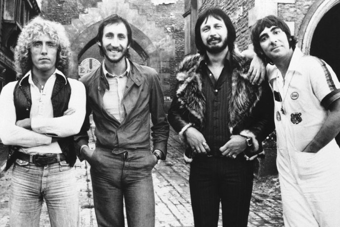 Fifty Years of The Who' photography exhibition to open in London