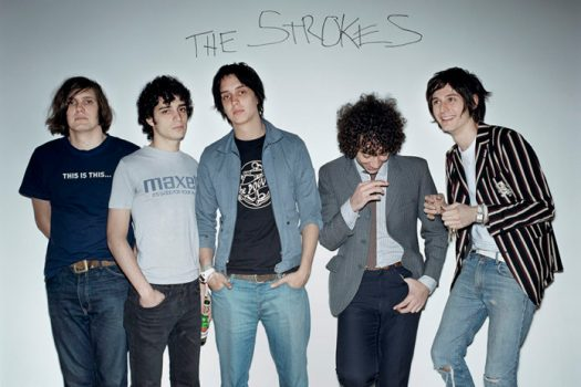 20 Things You Didn't Know About The Strokes' 'Is This It'
