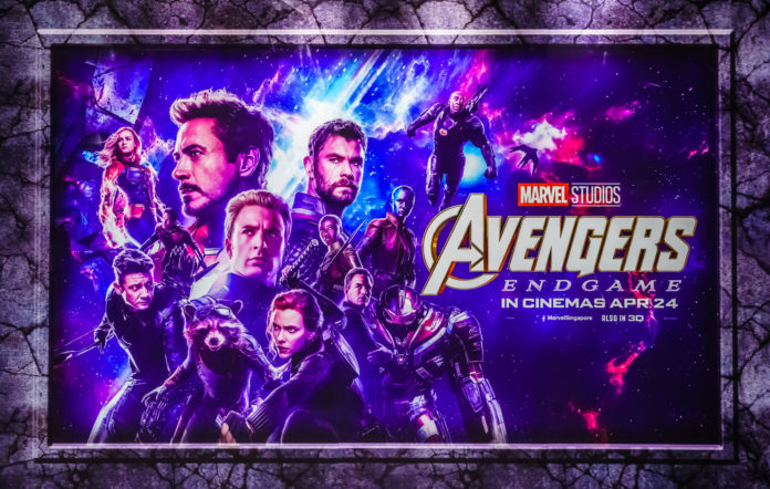an avengers fan has watched endgame