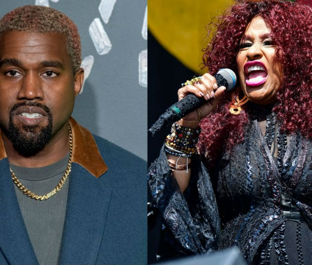 Kanye V Khan Kanye Sample Was Stupid And Insulting Says Chaka Khan