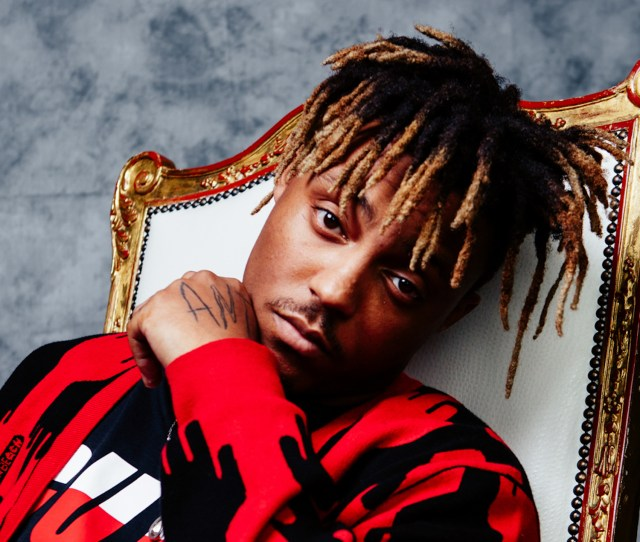 Juice Wrld Unseen Photos From The Late Rappers Nme Cover Shoot Nme