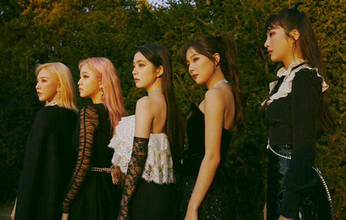Live Pc Girl Wallpapers Red Velvet Share Gothic Video For Psycho And Release New Ep