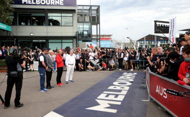 Formula 1 Cancels All Activity For 2020 Australian Grand Prix