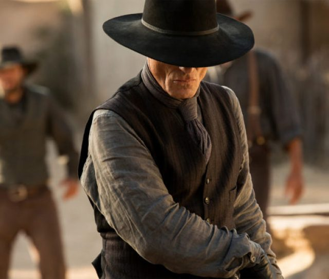 New Westworld Trailer Teases The Return Of The Man In Black