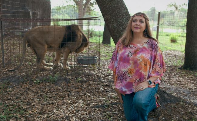 Tiger King S Carole Baskin Claims She S Received Death Threats