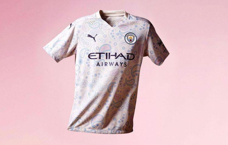 Manchester City Third Kit - Manchester City 2019/20 PUMA ...