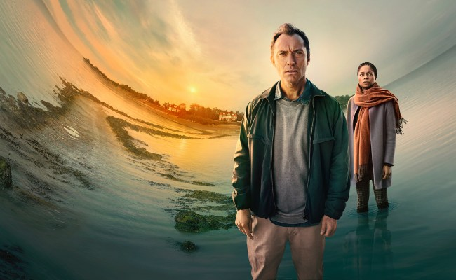 The Third Day Review Jude Law S Inventive Mystery Drama