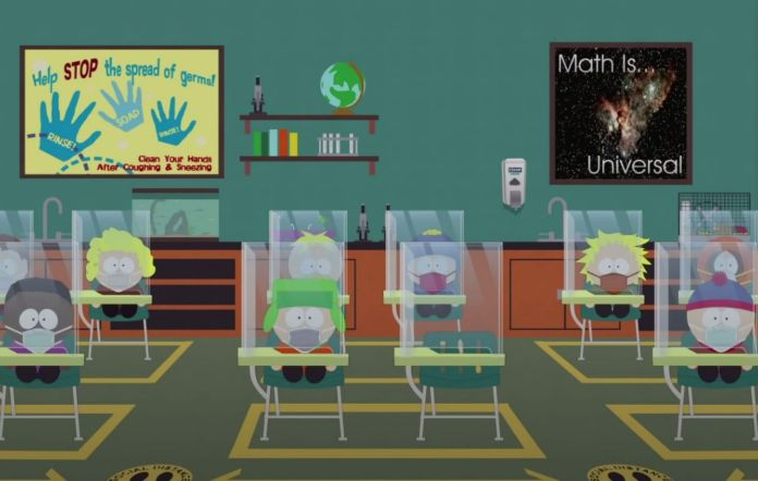 South Park to tackle coronavirus pandemic in new hour-long special
