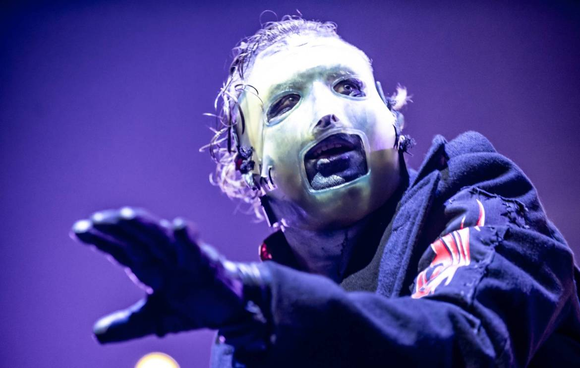 """Corey Taylor teases """"massive"""" Slipknot news to come in the next month"""