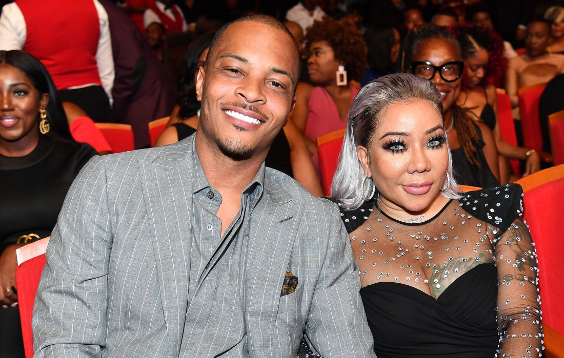 Rapper T.I & Wife Tiny Harris Deny Kidnap, Abuse & S*x Trafficking Allegations