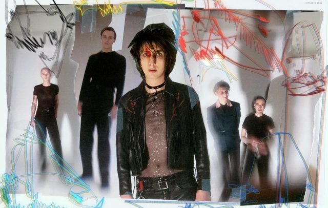 The Horrors, 2021. Photo credit: Charles Jeffrey – LOVERBOY and Bunny Kinney