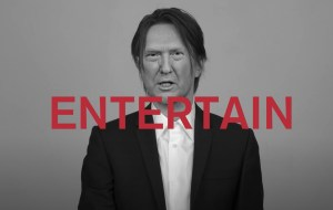 Steven Wilson transforms into David Bowie, Donald Trump and more in the deepfake video 'Self'