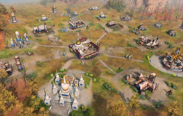 Age of Empires IV. Image credit: Relic Entertainment