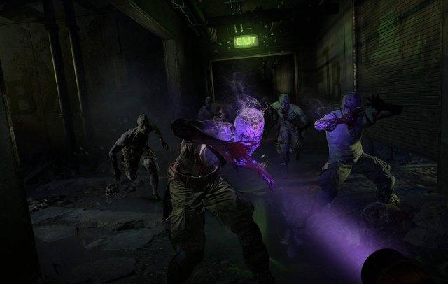 Dying Light 2 UV torch