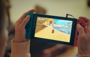 Bluetooth audio support for the Nintendo Switch is supported