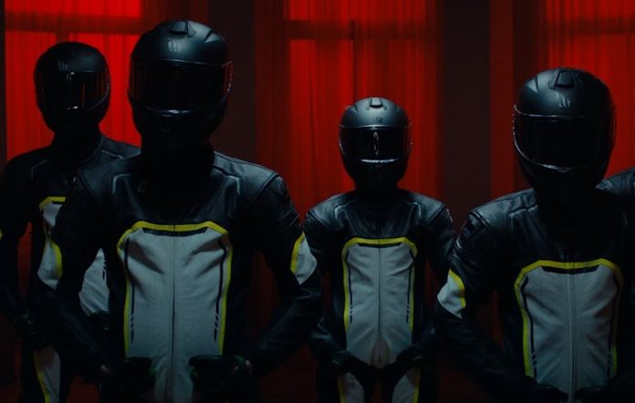 Two bike gangs clash in Royal Blood's dramatic new 'Limbo' video