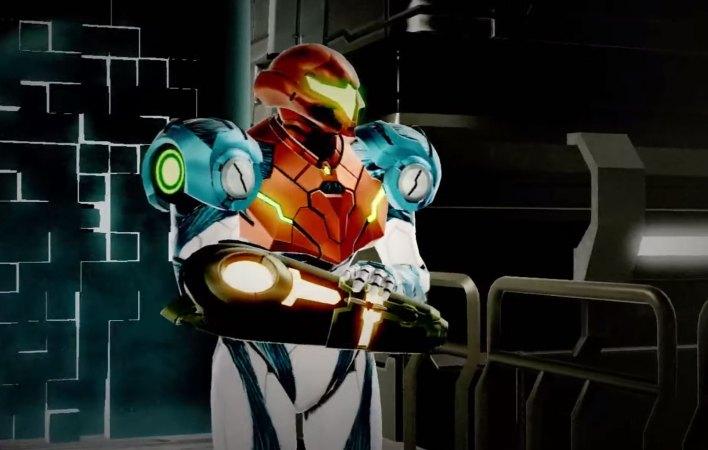 Metroid Korku