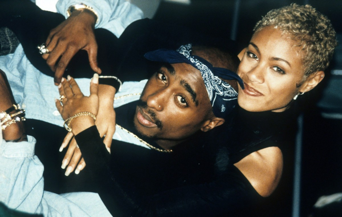 Jada Pinkett Shares Never-Before-Seen Poem By Tupac On His 50th Posthumous Birthday