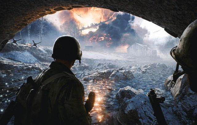 Battlefield 2042 remastered 1942 map