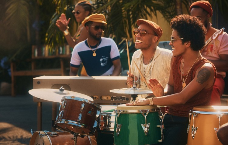 Anderson .Paak and Bruno Mars share new Silk Sonic track 'Skate'