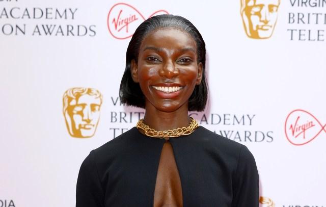 Michaela Coel 'Black Panther: Wakanda Forever' cast