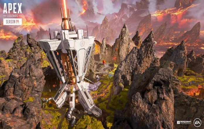 Apex Legends' fan recreates Bonsai Plaza in 'Minecraft'