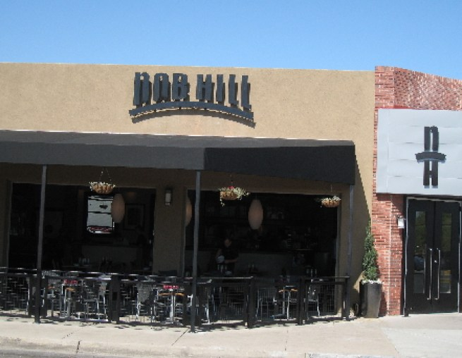 Nob Hill Bar & Grill on Central Avenue