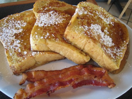 Challah Bread French Toast---Wow!
