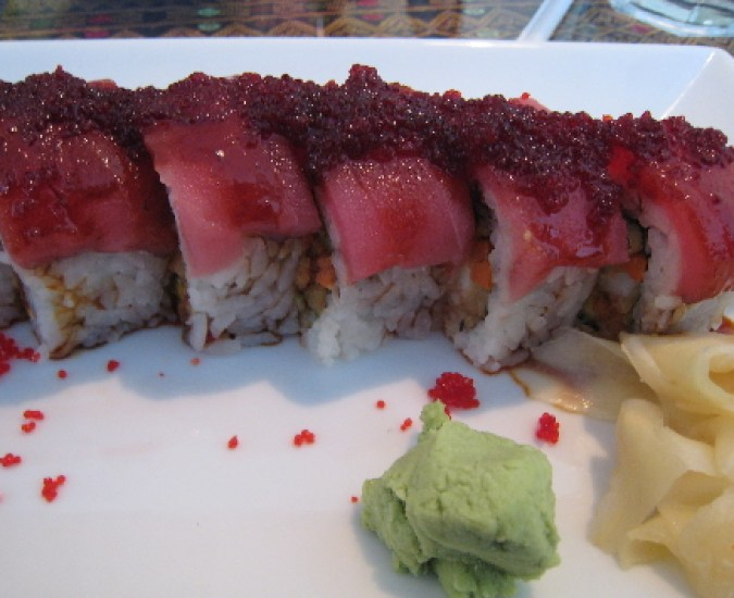 The Ruby Red Roll