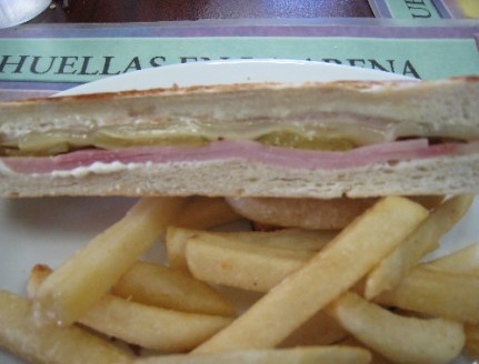 The Cuban Sandwich!