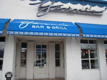No Yanni come lately is Albuquerque's best Greek restaurant.
