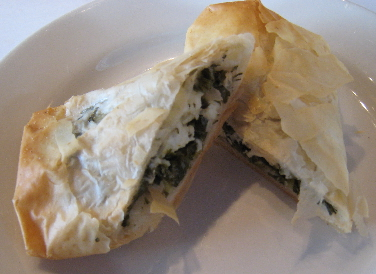 Spanakopita--there is none better in the Duke City!