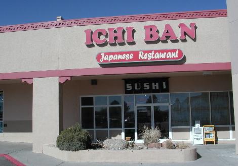 Ichi Ban Japanese Restaurant