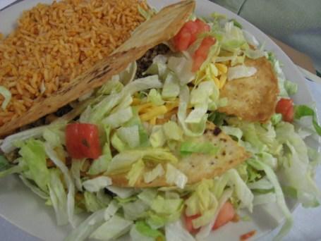Juan's broken tacos