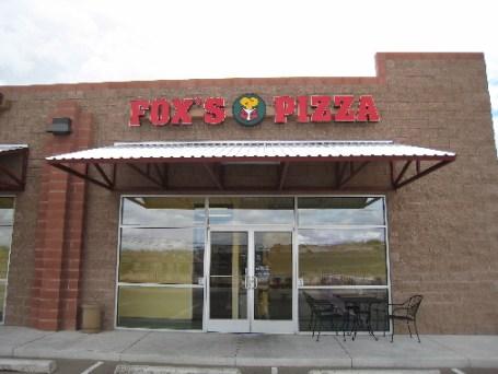 Fox's Pizza Den in Albuquerque's West Side