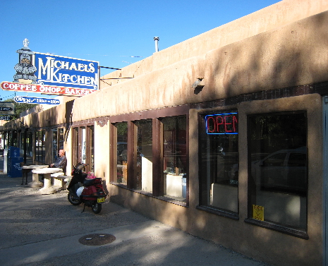 Michael's Kitchen in Taos