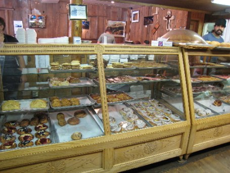 Michael's bakery is one of the best in town