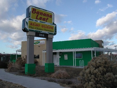 Banana Leaf Restaurant in Rio Rancho