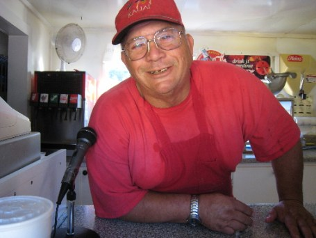 Neil Nobles serves the best barbecue in Northern New Mexico
