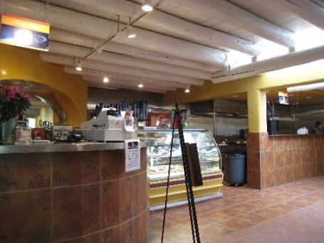 The Late Nite Burger restaurant