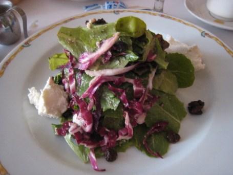 Endive and Radiccio Salad