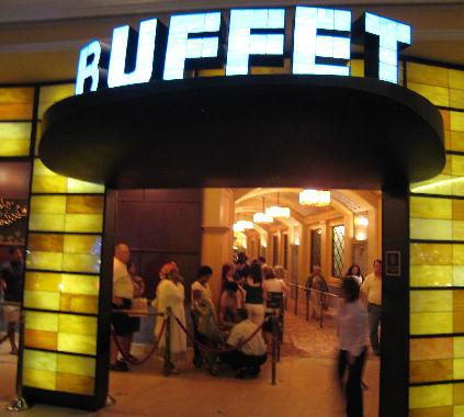 The Bellagio Buffet