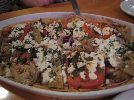 The Farrago Lavash Pizza