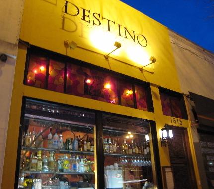 Destino Nuevo Latino Bistro