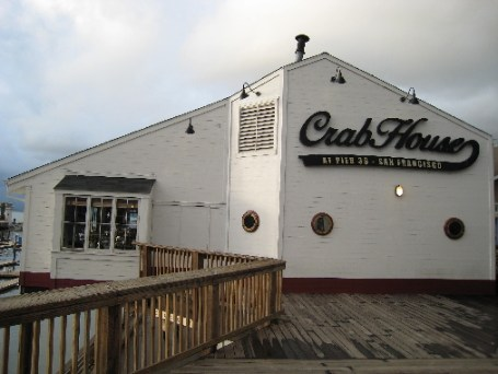 The Crab House at Pier 39