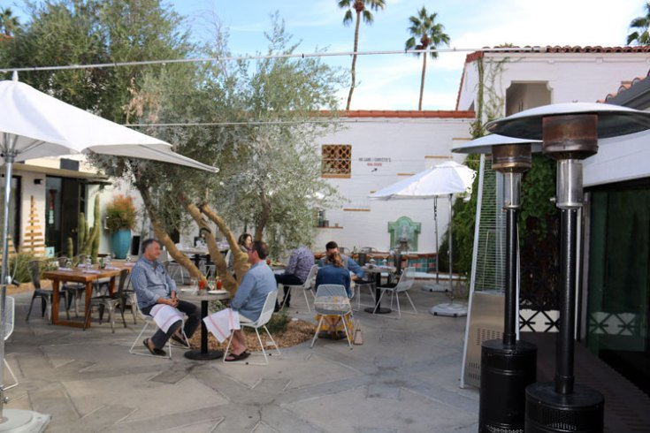 Workshop Kitchen Bar Palm Springs California Gil S Thrilling And Filling Blog