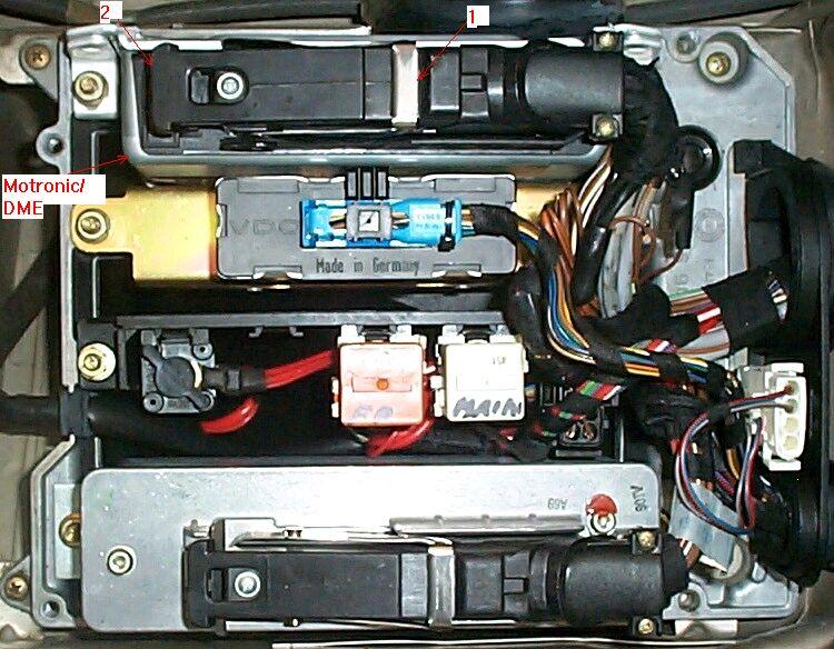 2006 Mercury Milan Fuse Box Diagram Where Is Ecu Located On A E32 735i
