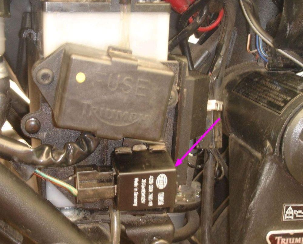 medium resolution of 2004 thunderbird sport turn signal relay repair